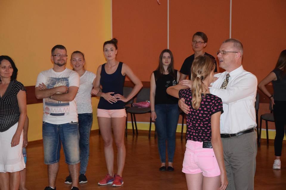 Pierwsze lekcje tańca za nami!
