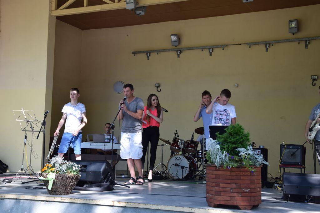 Młodzieżowy Big Band w Kłecku