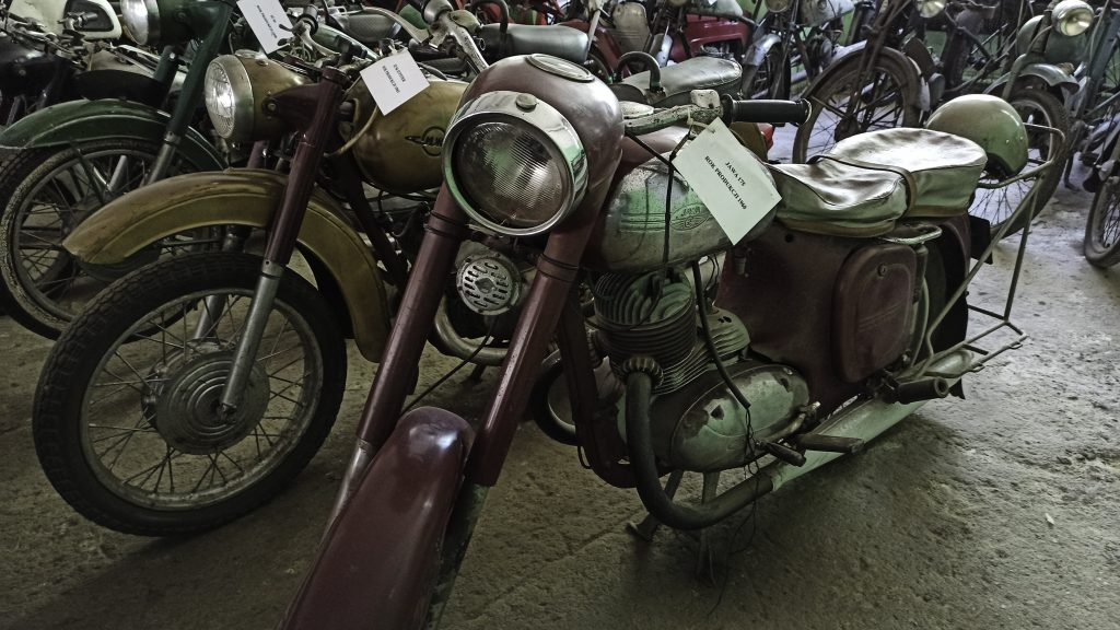 Roman Woźniak Motocykle