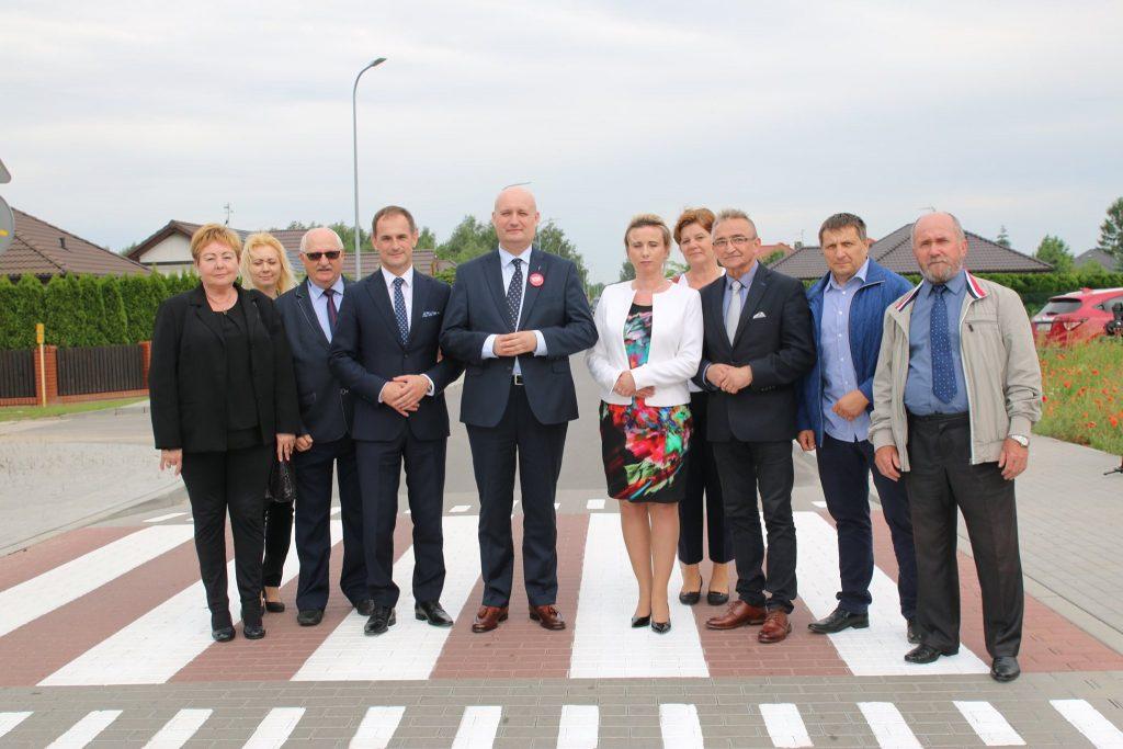 Inwestycje drogowe w gminie Kazimierz Biskupi